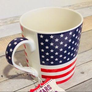 Stars and Stripes Large Coffee Mug 18oz